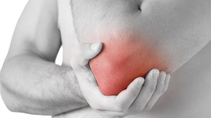 ceea ce înseamnă dureri de cot